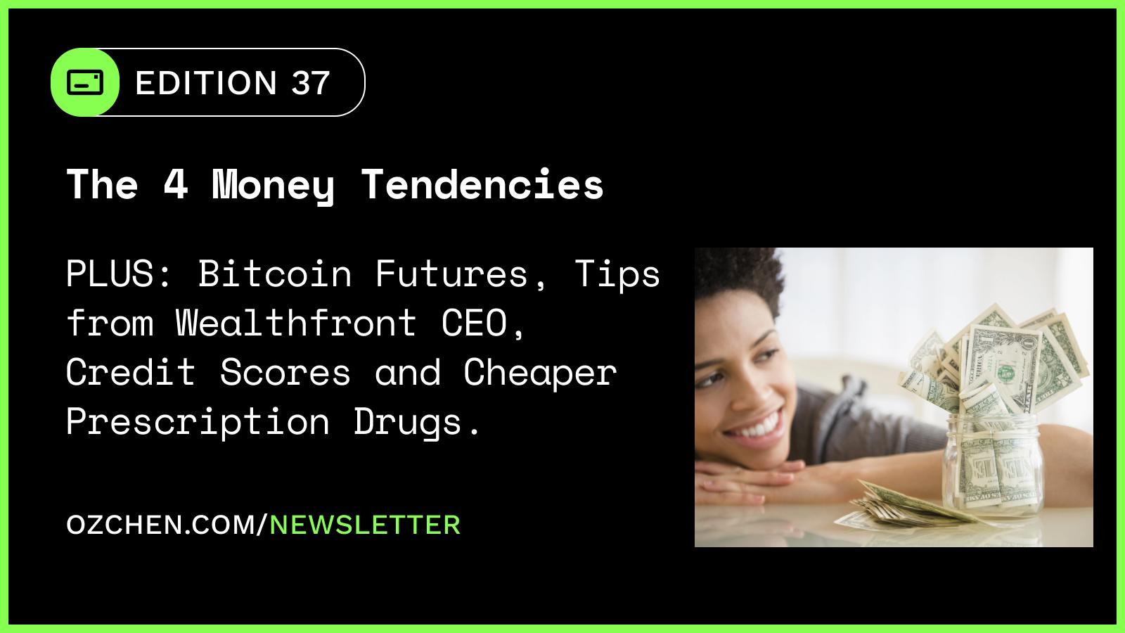 Edition 37 personal finance newsletter money beliefs