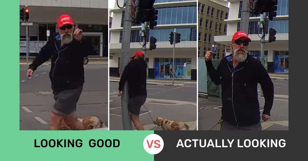 LOOKING VS LOOK GOOD SOCIAL SIGNALING STATUS