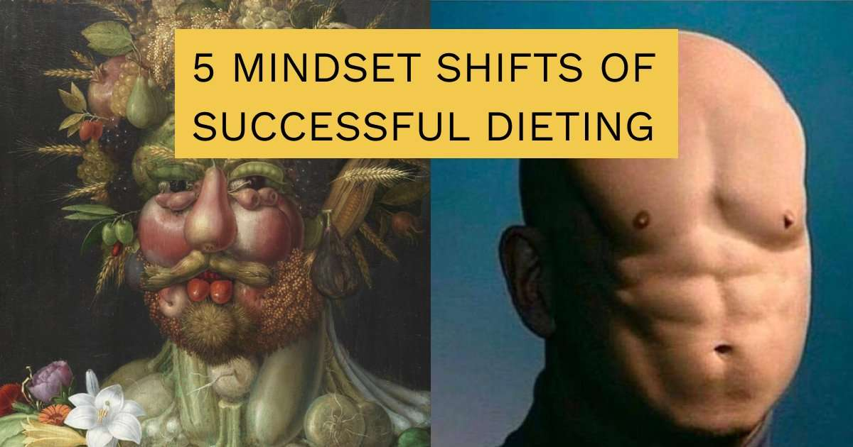 how-to-diet-successfully-mindset-shift
